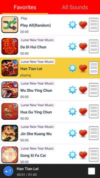 Lunar New Year Music screenshot 19