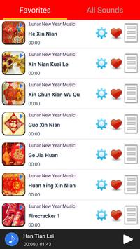 Lunar New Year Music screenshot 20