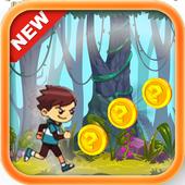 Funny Running Jungle Adventure icon