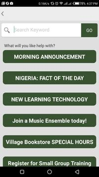 Gombe Mobile Learning (Unreleased) screenshot 2
