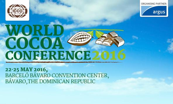 World Cocoa Conference 2018 poster