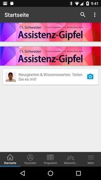 Schweizer Assistenz Gipfel apk screenshot