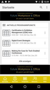 Future Workplace & Office 2017 screenshot 1