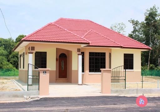 Desain Rumah Sederhana Kampung For Android Apk Download