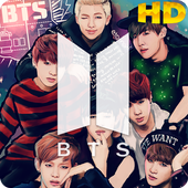 BTS Wallpapers Kpop - HD icon