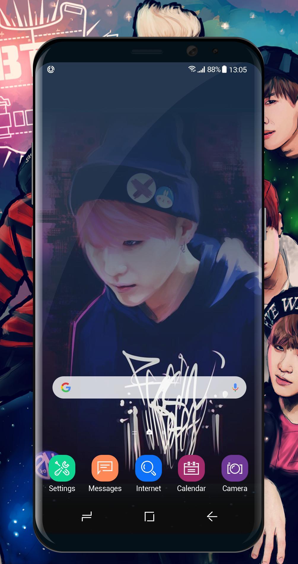 BTS Wallpapers Kpop - HD poster
