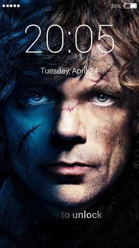 Game Of Thrones Lock Screen screenshot 1