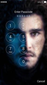 Game Of Thrones Lock Screen screenshot 4