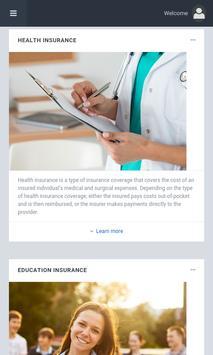 Client-Insurance screenshot 2
