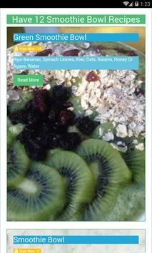 Healthy Smoothie Recipes screenshot 3