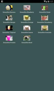 Healthy Smoothie Recipes poster