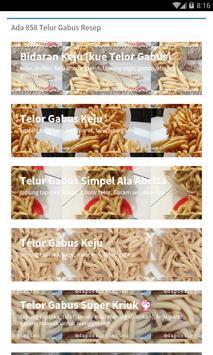 Resep Kue Kering Terlengkap screenshot 4