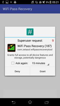 WiFi Pass Recovery (Rooted) poster