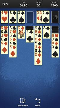 Solitaire Classic Extreme ! screenshot 1