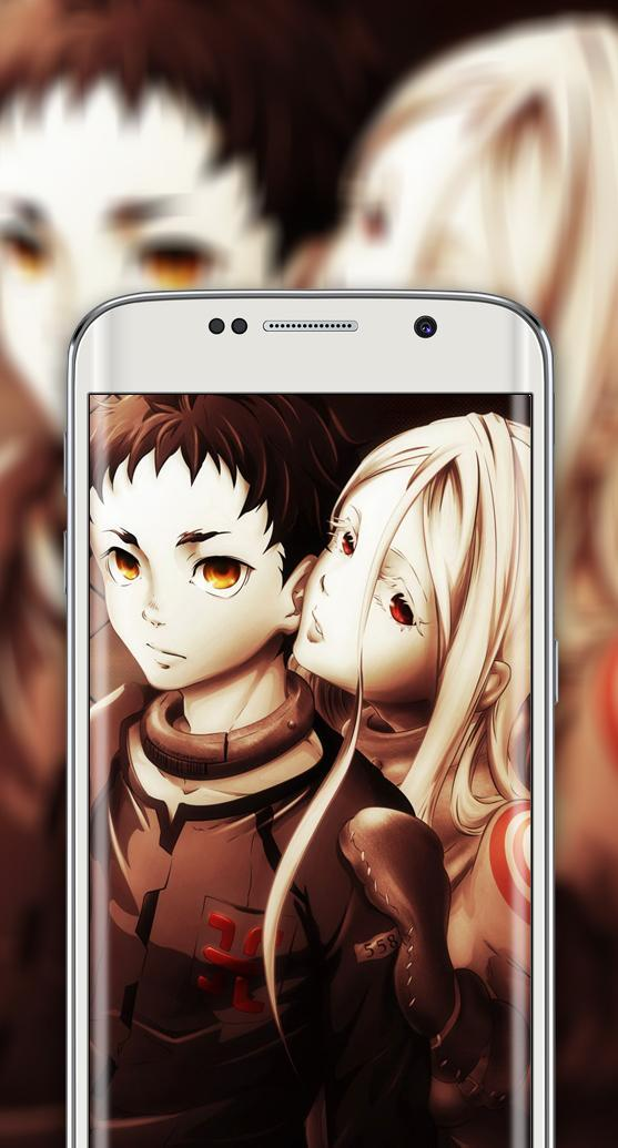 Deadman Wonderland Hd Wallpaper For Android Apk Download