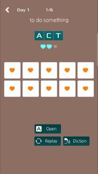 Clue see word find - HoonWord screenshot 3