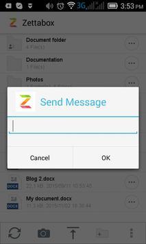 Zettabox screenshot 4