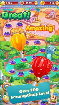 Cookie Crush Jerry - Cookie Smash Jam - Match 3 screenshot 2