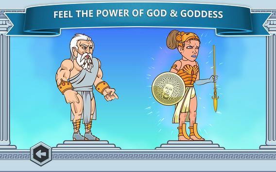 Math Games - Zeus vs. Monsters apk screenshot