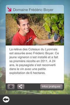 Côteaux du Lyonnais apk screenshot