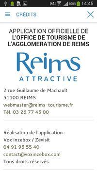 Les gourmandises de Reims apk screenshot