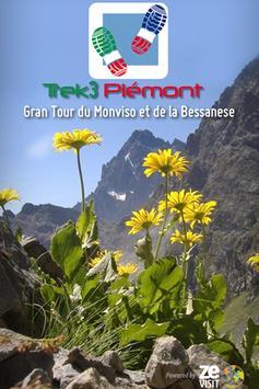 TREK3 PIÉMONT poster