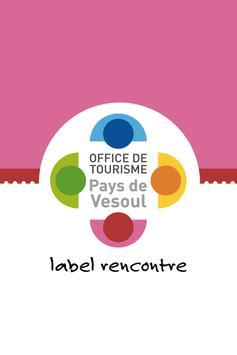 Pays de Vesoul poster