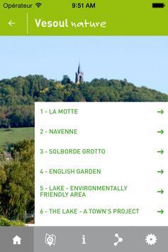 Pays de Vesoul apk screenshot