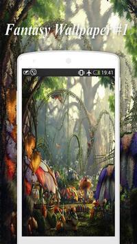 Fantasy Wallpapers apk screenshot