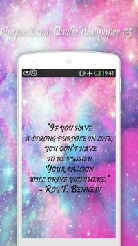 Inspirational Quotes Wallpaper screenshot 3