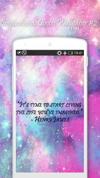 Inspirational Quotes Wallpaper screenshot 2
