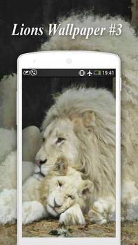 Lions Wallpapers screenshot 3