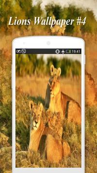 Lions Wallpapers screenshot 4