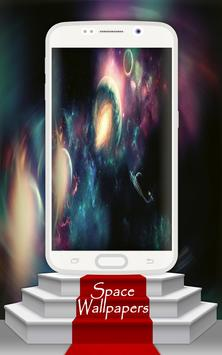 Space Wallpapers poster