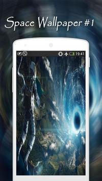 Space Wallpapers screenshot 1