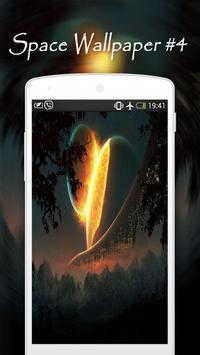 Space Wallpapers screenshot 4
