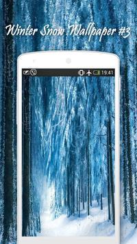 Winter Snow Wallpapers apk screenshot