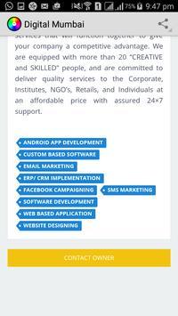 Digital Mumbai apk screenshot