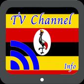 TV Uganda Info Channel icon