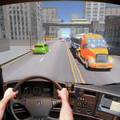 American Truck Racer Simulator icon