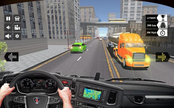 American Truck Racer Simulator screenshot 12