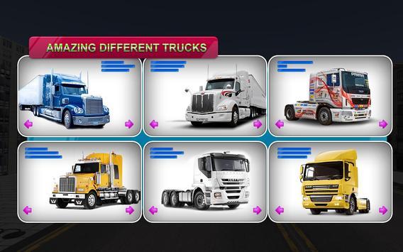 American Truck Racer Simulator screenshot 1