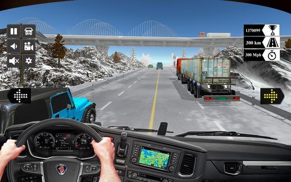 American Truck Racer Simulator screenshot 2