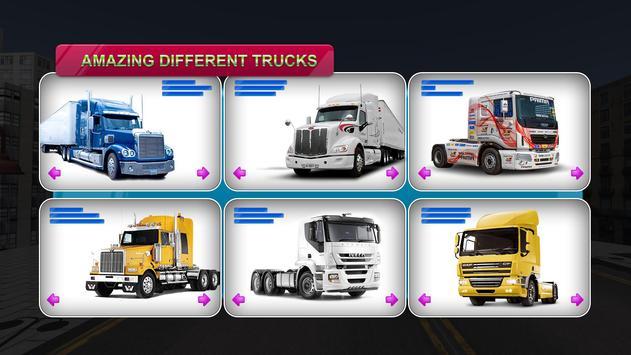 American Truck Racer Simulator screenshot 7