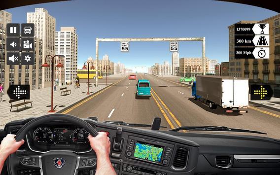 American Truck Racer Simulator screenshot 4