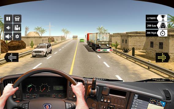 American Truck Racer Simulator screenshot 5