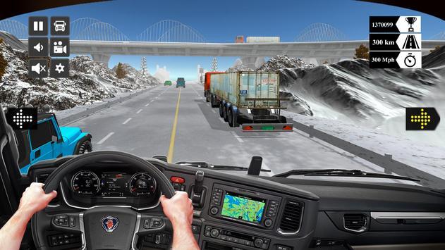 American Truck Racer Simulator screenshot 8