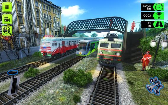 Train Racing Simulator 2017 apk screenshot