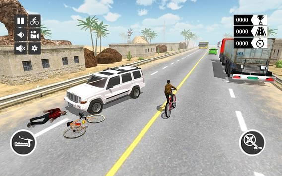 Bicycle Racing & Quad Stunts apk screenshot