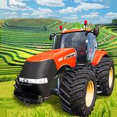 Offroad Tractor Farming Sim icon